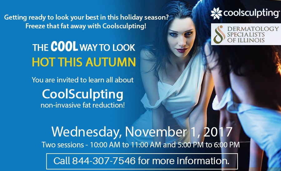 CoolSculpting Non-Invasive Fat Reduction Event