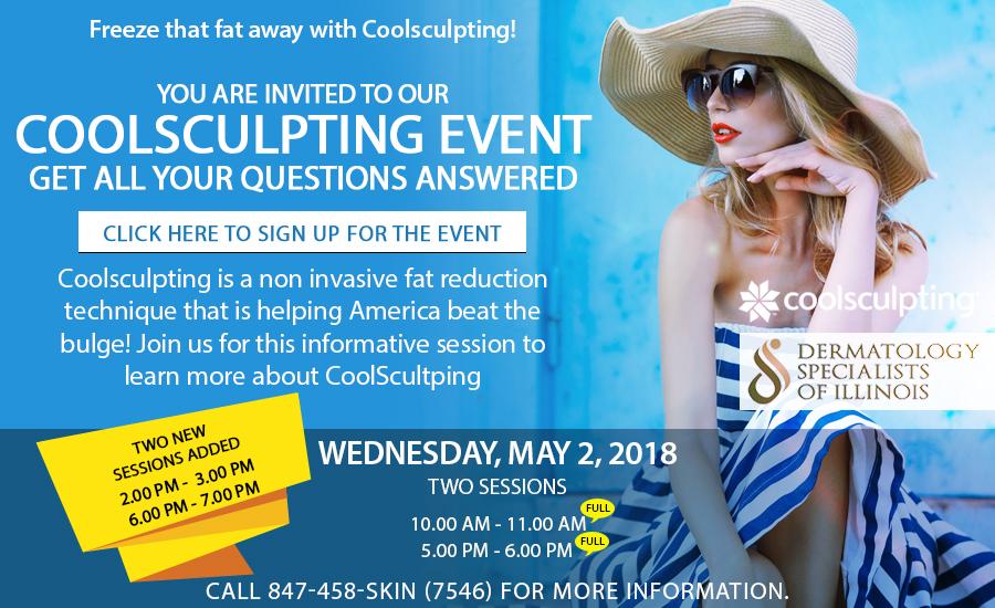 CoolSculpting May 2018