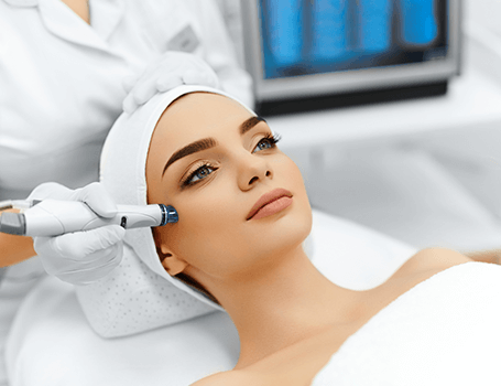 Anti-aging laser and light therapies Cosmetic treatments