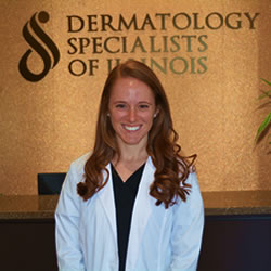 Dermatology Specialists of Illinois Mallory Jones Physician Assistant