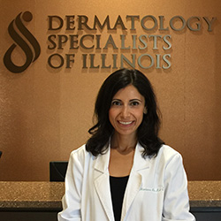 Dermatology Specialists of Illinois Marianne Rao Physician Assistant