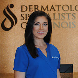 Tina Warmbold, Medical Aesthetician